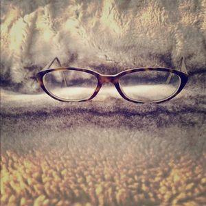 DKNY Tortoiseshell Frames for eyeglasses